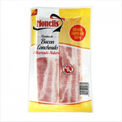102186001 bacon unicar s.piel lonchas 2x250gr